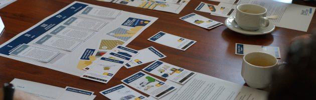Das Spielbrett von: Smart Factory - Akteure 4.0 - Smart Supply Network Edition